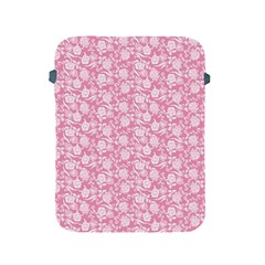 Roses Pattern Apple Ipad 2/3/4 Protective Soft Cases by Valentinaart