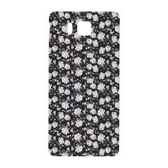 Roses pattern Samsung Galaxy Alpha Hardshell Back Case