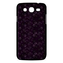 Roses Pattern Samsung Galaxy Mega 5 8 I9152 Hardshell Case  by Valentinaart