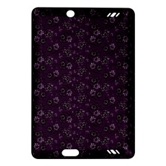 Roses Pattern Amazon Kindle Fire Hd (2013) Hardshell Case by Valentinaart