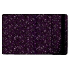 Roses Pattern Apple Ipad Pro 9 7   Flip Case