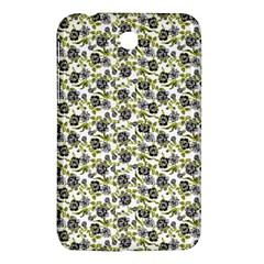 Roses Pattern Samsung Galaxy Tab 3 (7 ) P3200 Hardshell Case  by Valentinaart