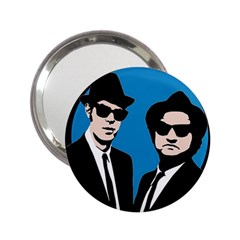 Blues Brothers  2 25  Handbag Mirrors by Valentinaart