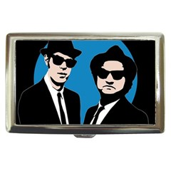 Blues Brothers  Cigarette Money Cases by Valentinaart