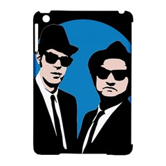 Blues Brothers  Apple Ipad Mini Hardshell Case (compatible With Smart Cover) by Valentinaart