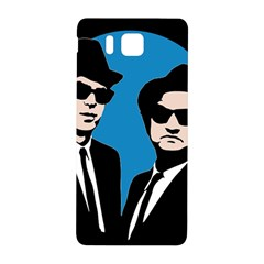 Blues Brothers  Samsung Galaxy Alpha Hardshell Back Case by Valentinaart