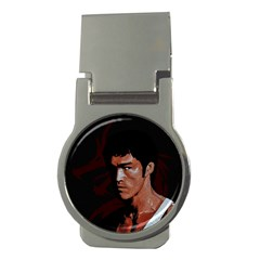 Bruce Lee Money Clips (round)  by Valentinaart