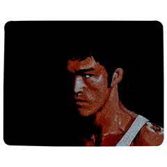 Bruce Lee Jigsaw Puzzle Photo Stand (rectangular) by Valentinaart