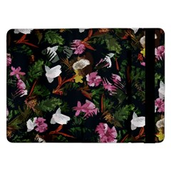 Tropical Pattern Samsung Galaxy Tab Pro 12 2  Flip Case by Valentinaart
