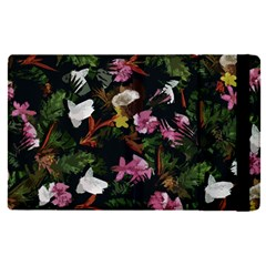 Tropical Pattern Apple Ipad Pro 12 9   Flip Case by Valentinaart