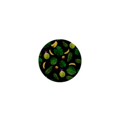 Tropical Pattern 1  Mini Magnets by Valentinaart