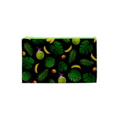 Tropical Pattern Cosmetic Bag (xs) by Valentinaart