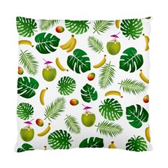 Tropical Pattern Standard Cushion Case (one Side) by Valentinaart
