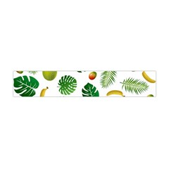 Tropical Pattern Flano Scarf (mini) by Valentinaart