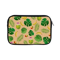 Tropical Pattern Apple Ipad Mini Zipper Cases by Valentinaart