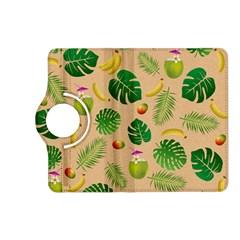 Tropical Pattern Kindle Fire Hd (2013) Flip 360 Case by Valentinaart