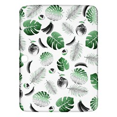 Tropical Pattern Samsung Galaxy Tab 3 (10 1 ) P5200 Hardshell Case  by Valentinaart