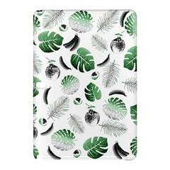 Tropical Pattern Samsung Galaxy Tab Pro 12 2 Hardshell Case by Valentinaart