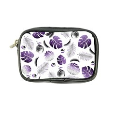 Tropical Pattern Coin Purse by Valentinaart