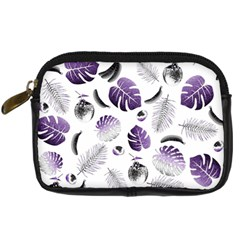 Tropical Pattern Digital Camera Cases by Valentinaart