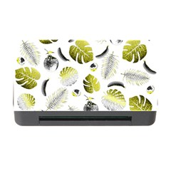 Tropical Pattern Memory Card Reader With Cf by Valentinaart