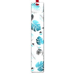 Tropical Pattern Large Book Marks by Valentinaart
