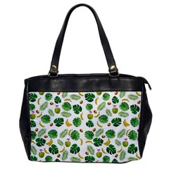 Tropical Pattern Office Handbags by Valentinaart