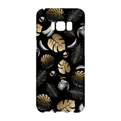 Tropical Pattern Samsung Galaxy S8 Hardshell Case  by Valentinaart