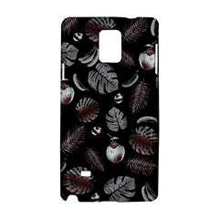 Tropical Pattern Samsung Galaxy Note 4 Hardshell Case by Valentinaart