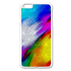 Rainbow colors        Apple iPhone 6/6S Leather Folio Case by LalyLauraFLM