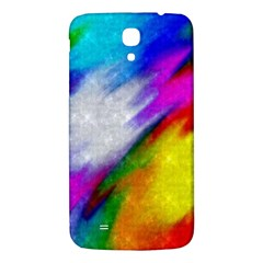 Rainbow Colors        Samsung Galaxy Note 4 Pu Leather Hardshell Back Case by LalyLauraFLM