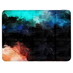 Paint Strokes And Splashes        Htc One M7 Hardshell Case by LalyLauraFLM