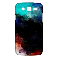 Paint Strokes And Splashes        Samsung Galaxy Duos I8262 Hardshell Case by LalyLauraFLM