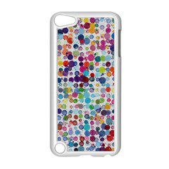 Colorful Splatters         Apple Ipod Touch 5 Case (black) by LalyLauraFLM