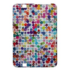 Colorful splatters         Samsung Galaxy Premier I9260 Hardshell Case by LalyLauraFLM