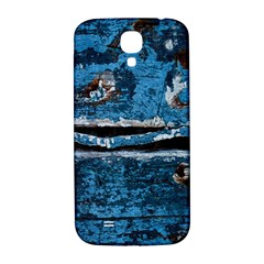Blue Painted Wood          Samsung Note 2 N7100 Hardshell Back Case by LalyLauraFLM