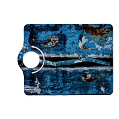 Blue Painted Wood          Samsung Galaxy Note 3 Soft Edge Hardshell Case by LalyLauraFLM