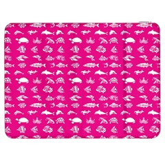 Fish Pattern Samsung Galaxy Tab 7  P1000 Flip Case