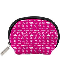 Fish Pattern Accessory Pouches (small)