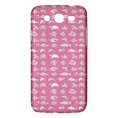 Fish Pattern Samsung Galaxy Mega 5 8 I9152 Hardshell Case  by ValentinaDesign