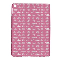 Fish Pattern Ipad Air 2 Hardshell Cases by ValentinaDesign
