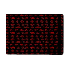 Fish Pattern Apple Ipad Mini Flip Case by ValentinaDesign