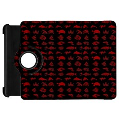 Fish Pattern Kindle Fire Hd 7  by ValentinaDesign