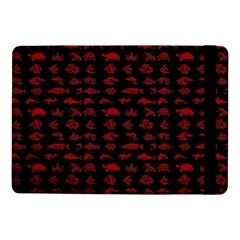 Fish Pattern Samsung Galaxy Tab Pro 10 1  Flip Case by ValentinaDesign