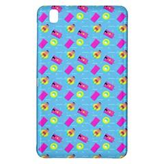 Summer Pattern Samsung Galaxy Tab Pro 8 4 Hardshell Case by ValentinaDesign