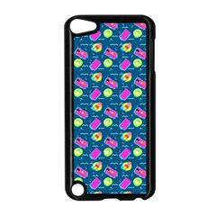 Summer Pattern Apple Ipod Touch 5 Case (black) by ValentinaDesign