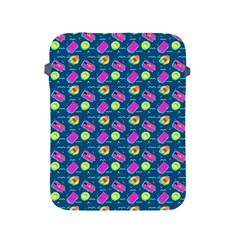 Summer Pattern Apple Ipad 2/3/4 Protective Soft Cases by ValentinaDesign