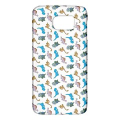 Dinosaurs Pattern Galaxy S6 by ValentinaDesign