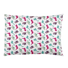 Dinosaurs Pattern Pillow Case (two Sides)