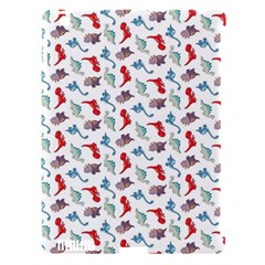 Dinosaurs Pattern Apple Ipad 3/4 Hardshell Case (compatible With Smart Cover) by ValentinaDesign